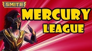 SMITE League Conquest #23 - Mercury