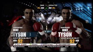 Fight Night Champions: Mike Tyson vs Muhammud Ali - Game 2 Online ( [Demo] Live Commentary )