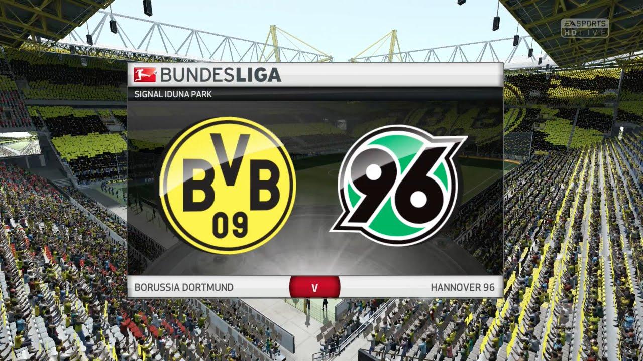 Bvb Vs Hannover