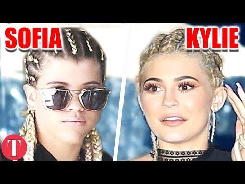 10 Times Sofia Richie Copied The Kardashians