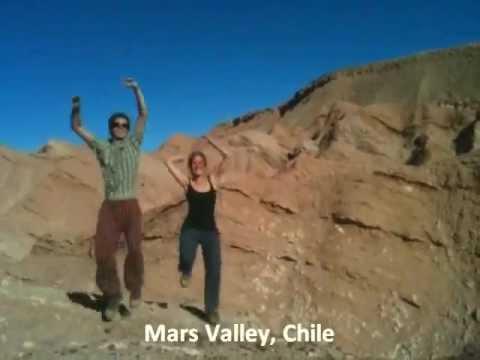 Bailar por América del Sur