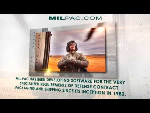Mil-Pac - Reliable Defense Packaging and Shipping Services