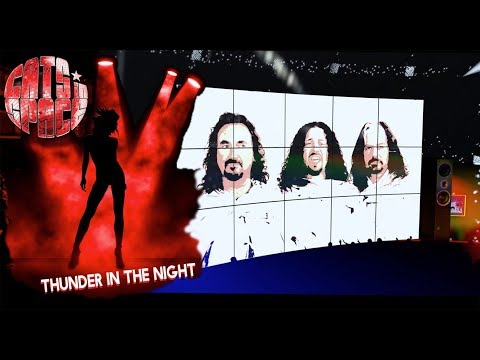 CATS in SPACE - The Band - THUNDER iN THE NiGHT - from 'Daytrip to Narnia' brand new album 2019