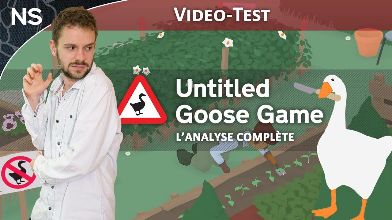 untitled goose game pourquoi le jeu de l oie fait il autant de bruit test