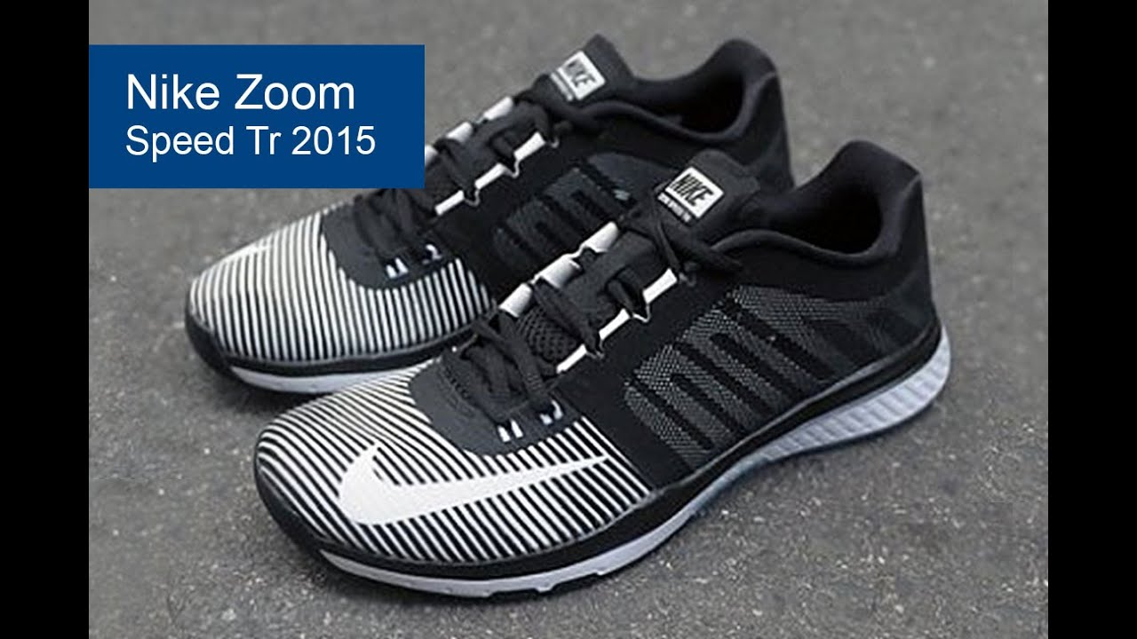 Nike Zoom Speed Tainer 2015