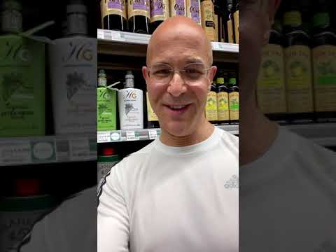 1 Great Tip When Buying Olive Oil   Dr.  Mandell   #shorts