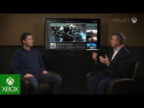 Xbox Daily Live @ E3 - Xbox Update Preview