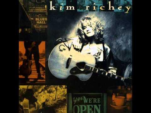 KIM RICHEY  ○ STRAIGHT AS THE CROW FLIES