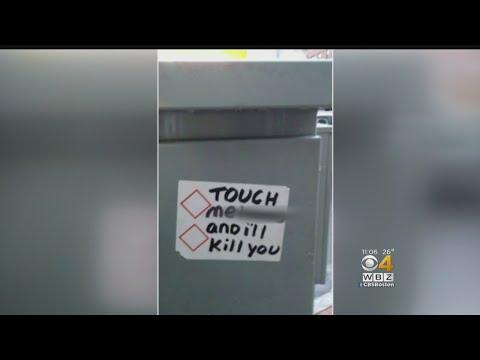 Attleboro Police Investigate Disturbing Messages Of Hate