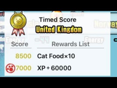 [The Battle Cats] Chapter 5: United Kingdom