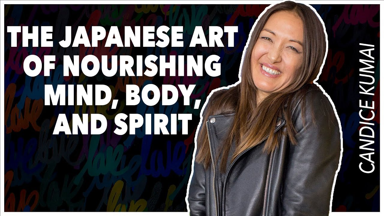 The Beauty Of Breaking With Candice Kumai