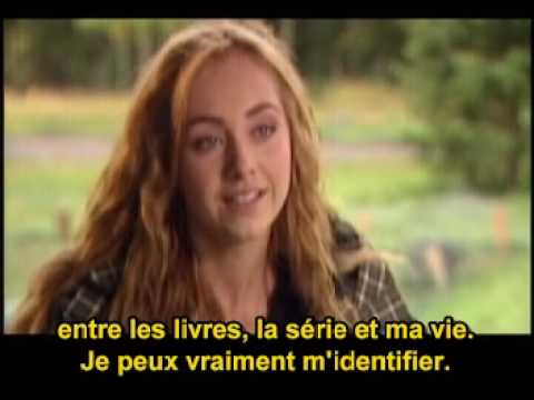 HEARTLAND : Interview d'Amber Marshall qui jour Amy !!!