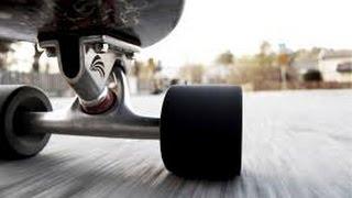 1 урок катания  на скейтборде(В этом видео мы рассказываем о основных моментах в скейтбординге , но мы забыли вам сказать как поворачиват..., 2015-05-17T12:56:21.000Z)