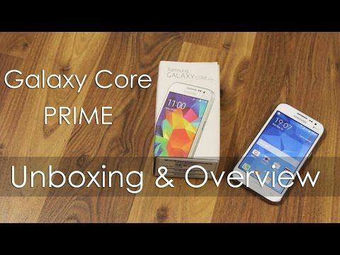 Samsung Galaxy Core Prime Review Videos