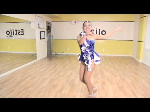 Estilo Latino Dance Company - Elizabeth - New Jersey / Solista Femenino / Salsa de calena