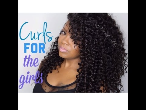 curls-for-the-girls||-dshairextensions||-styling-tips