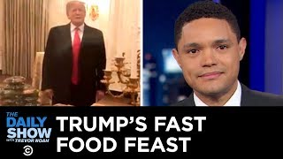 Theresa Mays Brexit Deal Defeat, Netflixs Price Surge & Trumps Fast-Food Feast | The Daily Show