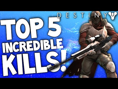 Destiny: Top 5 Incredible PvP Kills Of The Week / Episode 21