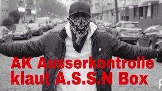 AK Ausserkontrolle klaut ASSN Box