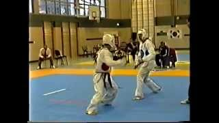 Taekwondo yom chi Leipzig, Vize-Sachsenmeister 2001 Wasi Behzad