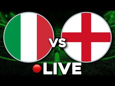 🔴 Italien vs. England 4:3 (n. E.) | LiveTalk EM Finale