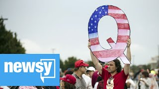 QAnon Conspiracy Movement Gains Followers In Uncertain Times