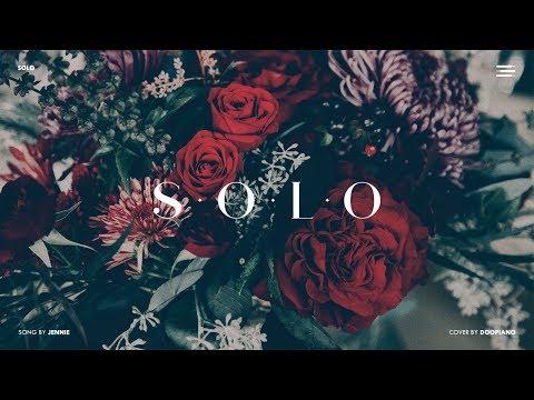 JENNIE (제니) - SOLO Piano Cover