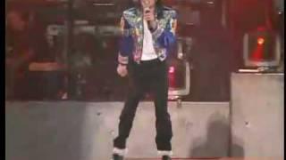 Michael Jackson's HIStory Live in Munich '97 (Japanese sub) -Blood On The Dancefloor.