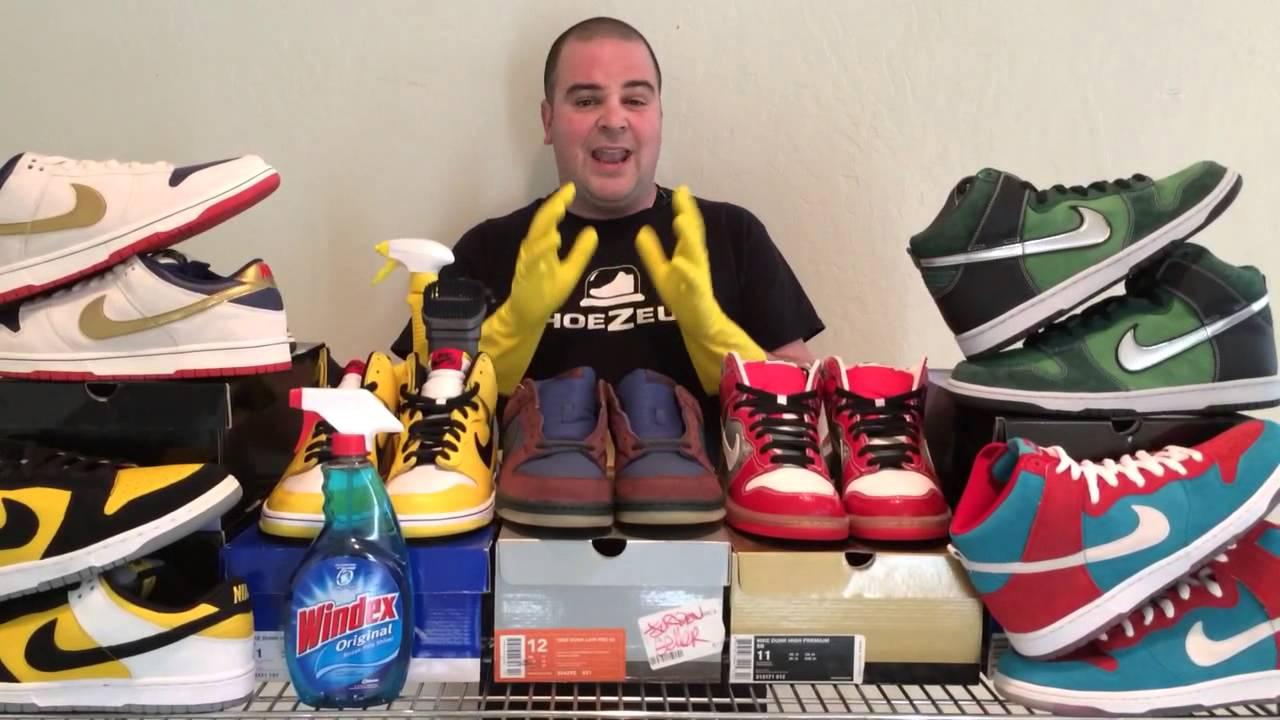 Shoe Goo Nike Dunk SBs