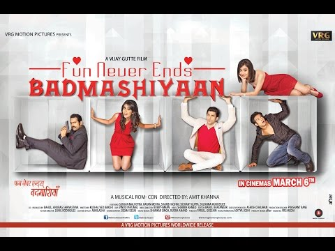 Badmashiyaan Full Movie in HD (With...