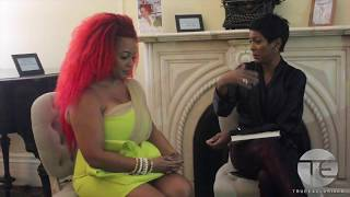 Kim Fields & Tamron Hall: #BlessedLife from Harlem to Hollywood