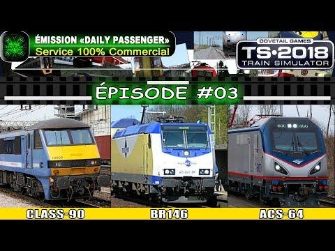 "[LCDG-TV France] Emission ""Daily Passenger"" #3"