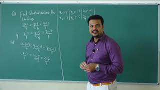 II PUC | Mathematics | 3- Dimensional Geometry -05