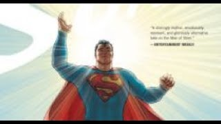 All-Star Superman GRAPHIC NOVEL REVIEW