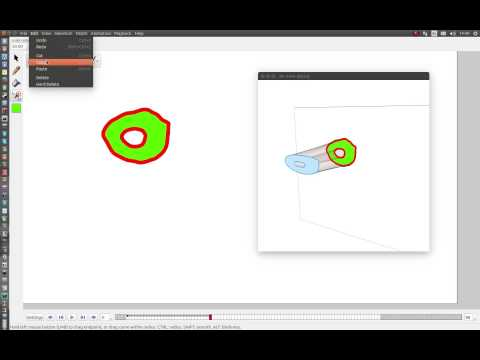 VPaint Vector Graphics Animation Editor