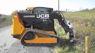 Guardrail JCB 225T