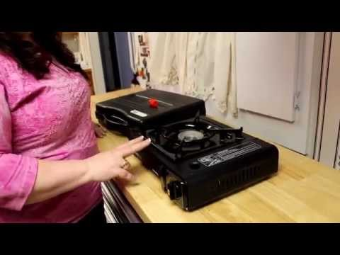 Why and How to Use Butane Stove--by Kellene Bishop, The Preparedness Pro