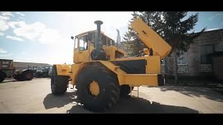 Капитальный ремонт трактора ''КИРОВЕЦ'' К 700