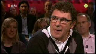 Willem van Hanegem - Eight days a week - DWDD