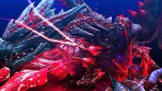 【MHF-Z】極み耀くゼルレウス マグネットスパイク ソロ thumbnail