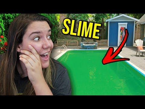 FIZ UMA PISCINA DE SLIME!! - Minecraft Infinito