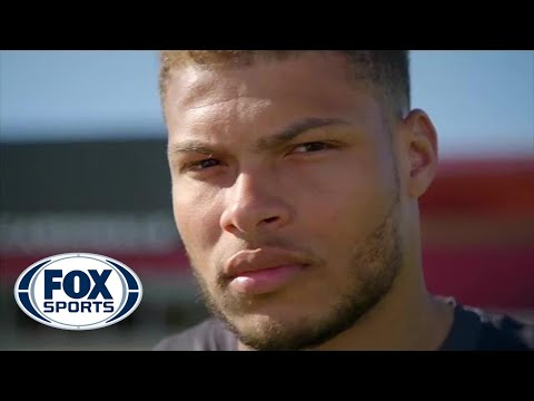 Tyrann Mathieu opens up to Jay Glazer about turning his life around