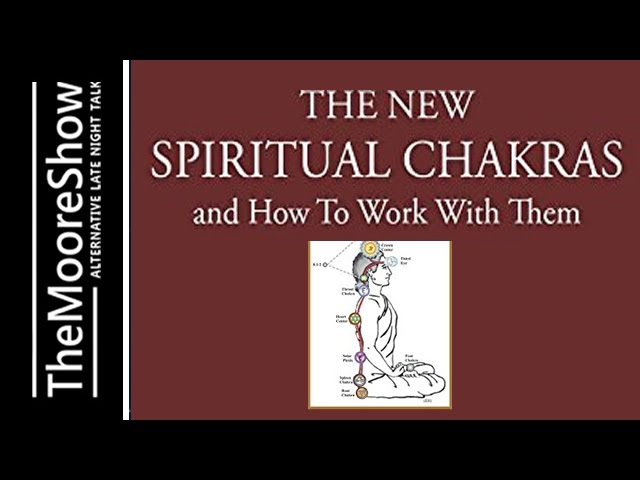 The NEW Spiritual Chakras and how to work with them (with Elizabeth Joyce)