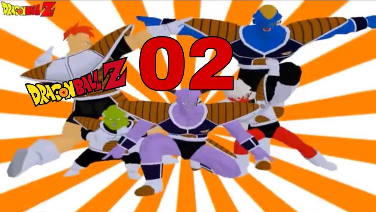 DragonBall Z Budokai #02: Le Commando Ginyu entre en scène ! (Gamecube)
