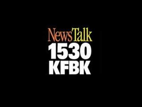 KFBK Radio Interview
