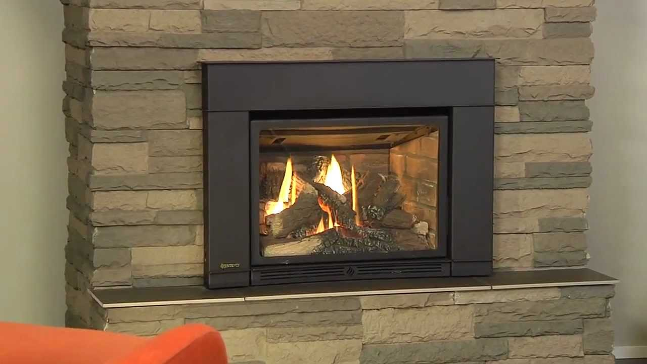 The Regency Liberty L234 is a clean front fireplace insert that slides easily into your existing drafty steel fireplace and transforms it to a high efficienc...