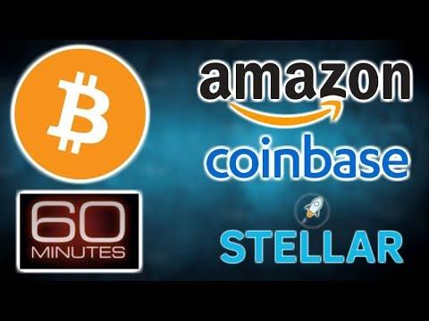 BITCOIN on 60 Minutes - Millionaire Investor Turns Pro Bitcoin - Amazon Crypto Patent - Coinbase 4