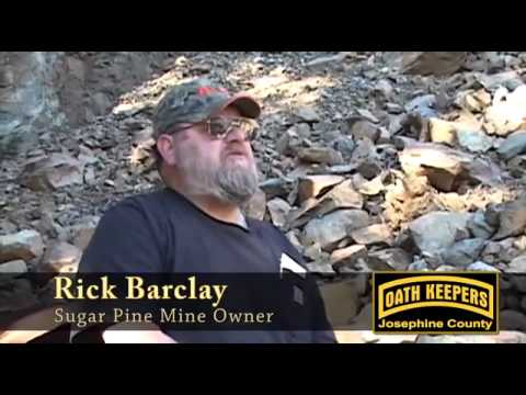 Interview with Sugar Pine Mine Co-Owner Rick Barclay
