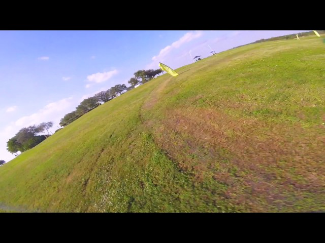 DroneNerds FPV Racing: Vista View Track
