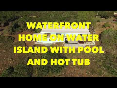 Whispering Pines - Water Island, US Virgin Islands Home For Sale
